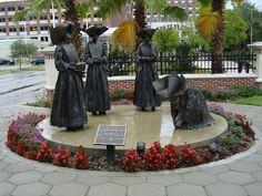 At St. Vincent's Medical Center in Jacksonville, FL.