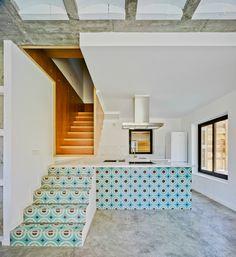 Haus für drei Schwestern in Bullas - Nachhaltig Bauen - Wohnen - baunetzwissen.de