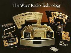 Bose Radio Mini Bluetooth Speaker, Speaker Design, Loudspeaker, Montreal, Acoustic, Waves, Technology, Bose, Audio