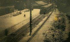 Wahroonga train station