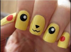 ...cutest thing ever. I hate nail stuff, but this really hits my nerdy side.