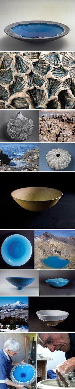 Len Castle New Zealand Art, Art Society, Ceramic Art, Lens, Castle, Pottery, Earth, Bowls, Artwork