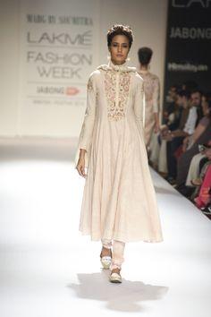 Fall/Winter 2014-15 Pakistani Dress Design, Pakistani Dresses, Indian Dresses, Indian Outfits, Designer Punjabi Suits, Indian Designer Wear, Frock Fashion, Fashion Dresses, Ethnic Fashion