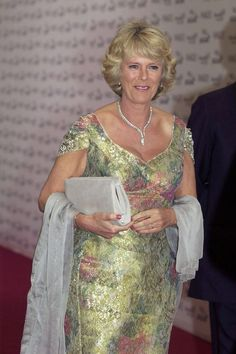 Camilla Parker-Bowles, the Duchess of Cornwall, has dressed in a number of stylish outfits for royal engagements, weddings, and more. Royal Family Pictures, Royal Family Trees, Prince Charles And Camilla, Charles And Diana, Charles X, Camilla Duchess Of Cornwall, Royal Uk, Camilla Parker Bowles, Beautiful Old Woman