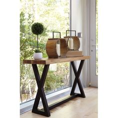 Laurel Foundry Modern Farmhouse Vivier Console Table & Reviews | Wayfair