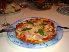 my Pizza Capricciosa