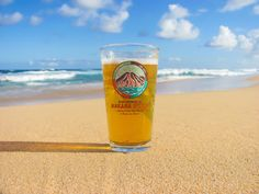 Hawaiian craft brew featuring fresh water from beneath the Kona shore: Kai Golden Ale. Coastalliving.com