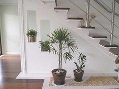 Como Fazer Jardim Embaixo da Escada (DECORAÇÃO)