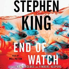End of Watch: A Novel, 2016 Amazon Hot New Releases Audible Audiobooks  #Books