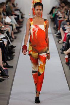 82 of Oscar de La Renta's Best Fashion Looks - Oscar de la Renta Runway and Red Carpet Looks - Elle#slide-1#slide-1