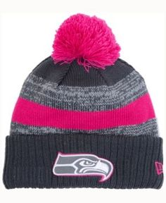 5ebd35c891b New Era Seattle Seahawks BCA Sport Knit Hat Men - Sports Fan Shop By Lids -  Macy s