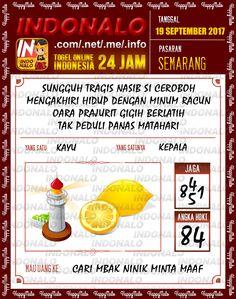 Shio 4D Togel Wap Online Indonalo Semarang 19 September 2017
