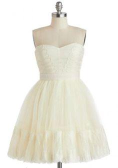 Wedding pics - how to do a budget - Fairytale in Flight Dress Modcloth.jpg