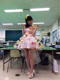 J-MELO | Girls' World with Morning Musume。'14 Costume Design Project / モーニング娘。'14 - 道重さゆみ Michishige Sayumi