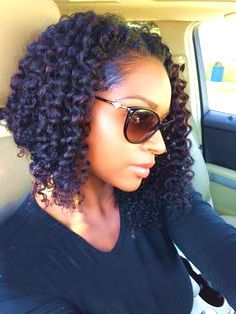 Crochet Braids Hairstyles Prepossessing 24 Crochet Braids Hairstyles Ideas For A Youthful And Vibrant Look