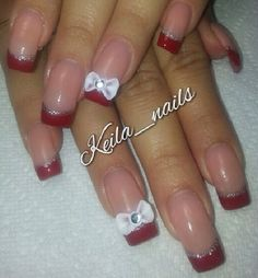 Acrylic nails by Keila