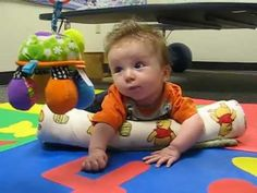 Infant Phys Therapy - Torticollis exercises_Part3