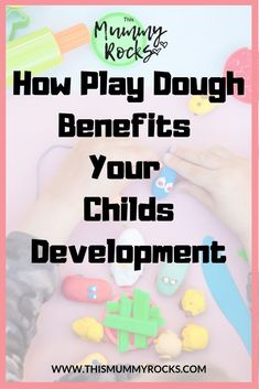 Play Dough is one of those timeless activities that I think all of us have played with throughout our childhoods. Play dough has so many benefits. Pre Writing, Writing Skills, Learning Through Play, Kids Learning, Kindergarten Learning, Physical Play, Every Mom Needs, Preschool Activities, Preschool Projects