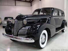 1939 Cadillac Fleetwood series 75 limousine
