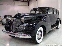 1939 Cadillac Fleetwood series 75 limousine