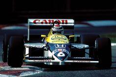 Nelson Piquet Williams - Honda 1986