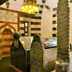 The tomb of prophet Muhammad  (sal ) and hazrat  Abubakr Sideeki # masjid al nabavi #Medina