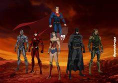Aquaman and Mera by samarasketch on DeviantArt Dc Comics Vs Marvel, Arte Dc Comics, Superhero Images, Superhero Design, Marvel Comic Character, Dc Comics Characters, Comic Art, Comic Books, Justice League Unlimited