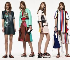 resort 2015 collection trends | Marni Resort 2015 Collection
