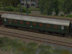 D-Zugwagen zweiter Klasse Gruppe 29 der DB in EpIII. Ab #EEP10 http://j.mp/D-Zugwagen-zweiter-Klasse