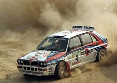 Lancia decided to go from 2WD to 4WD in 1987 with this, the Delta HF Integrale. This incredible, amazing, absolutely and completely astonishing car was the king of rally. The Delta won the Constructors Championship six consecutive times, with a total of 46 WRC victories. But while Lancia was the king of the rally stage, the company was in dire straits in the road car market.