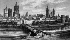 Valencia en 1845