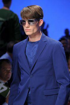 Salvatore Ferragamo Spring 2014 Menswear Look 22