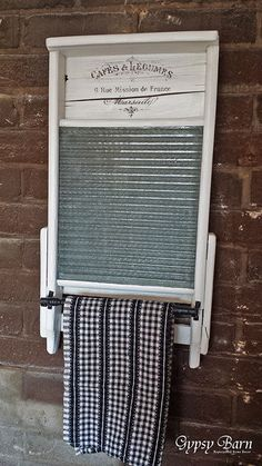 Washboards and Ideas
