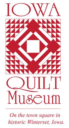 The Iowa Quilt Museum (IQM) openedits doors to the public on May 21, 2016, with a spectaculardebut exhibition: Three Centuries of Red + White Quilts. Grand Opening, Saturday, June 4, 2016 Located on the south side of the town square in historic Winterset, Iowa—birthplace of John Wayne, county seat of Madison County, home of the Bridges of Madison County—our unique space occupies a storefront that was for many years a JC Penney local branch. The museumoffers changing exhibits—three to four…