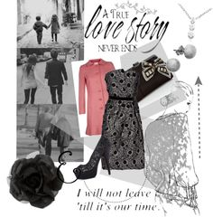 Untitled #45, created by nottygurlstyle on Polyvore