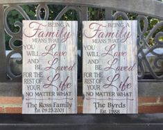 No Matter What, Custom Canvas Canvas Signs, Wall Canvas, Sketches Of Love, Family Canvas, Small Room Decor, Red Envelope, Pallet Art, Family Signs, Custom Canvas