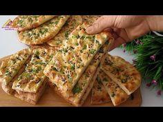 Többé nem vásárol kenyeret! Nagyon könnyű! Hihetetlenül jó! ÍZES💖💖 - YouTube Bread Recipes, Cooking Recipes, Greek Turkey, Easy Bread, Turkish Recipes, Antipasto, Bread Baking, Food Dishes, Food And Drink