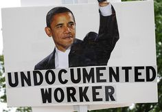 AMERICA'S MOST INFAMOUS UNDOCUMENTED WORKER : BASH BARACK