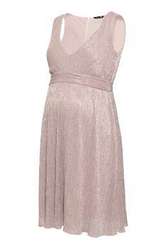 MAMA Vestido brilhante | H&M
