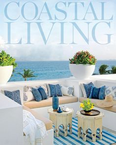 10 Beach House Rooms With Amazing Coastal Views is part of Rooms With Coastal Views Coastal Living - With breathtaking views, these rooms' exquisite décor is simply a sundrenched bonus Beach House Tour, Dream Beach Houses, Beach House Decor, Beach House Rooms, Beach Apartment Decor, House Near Beach, Tropical Beach Houses, Chic Beach House, Beautiful Beach Houses