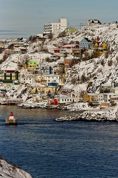 John's Harbor, Newfoundland & Labrador, Canada - by Tanner Ringerud; Bergen, Ottawa, Newfoundland Canada, Newfoundland And Labrador, O Canada, Canada Travel, Alberta Canada, Nova Scotia, Rocky Mountains