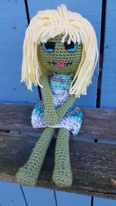 Hey, I found this really awesome Etsy listing at https://www.etsy.com/listing/496760739/crocheted-girl-zombie-betty-mcbeastly