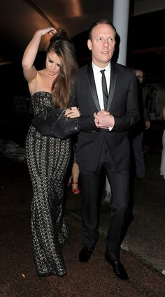 Antony Cotton Brooke Vincent Photos: Brooke Vincent and Antony Cotton Leave the NTAs