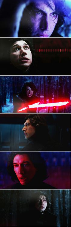 Kylo Ren - Star Wars << I love Kylo Ren, he's like an adorable angry little puppy.
