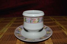 Hans Schatzl Vintage White Imperial China Sugar Dish Made In Germany…