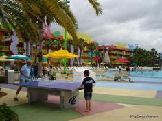 Activities at Disney's Pop Century Resort - save this list for our future trip(s)