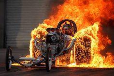 Fire Burnout !