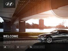 Hyundai Welcome Kit