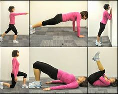 10-minute workouts