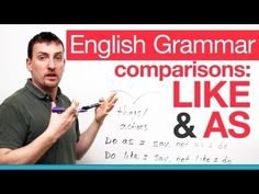 English grammar videos        Repinned by Chesapeake College Adult Ed. We offer free classes on the Eastern Shore of MD to help you earn your GED - H.S. Diploma or Learn English (ESL).  www.Chesapeake.edu